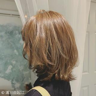モテ髪 大人かわいい エレガント デート ヘアスタイルや髪型の写真・画像