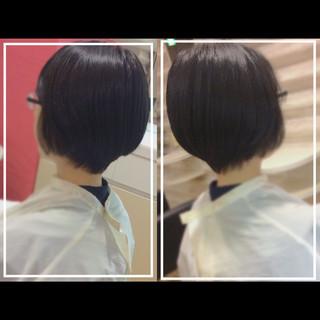 ナチュラル 社会人の味方 髪質改善トリートメント 艶髪 ヘアスタイルや髪型の写真・画像