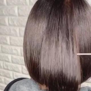 サイエンスアクア 髪エステ 美髪 艶髪 ヘアスタイルや髪型の写真・画像