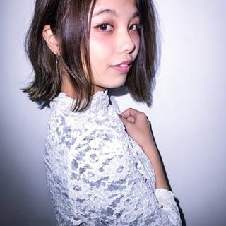 コテアレンジ 可愛い 大人かわいい ミディアム ヘアスタイルや髪型の写真・画像 ヘアスタイルや髪型の写真・画像