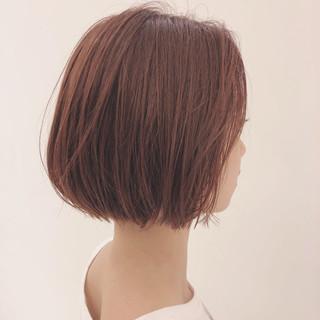 ナチュラル 透明感 色気 ショート ヘアスタイルや髪型の写真・画像