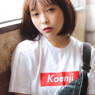 高円寺ショート ショートボブ ショートヘア ショート ヘアスタイルや髪型の写真・画像