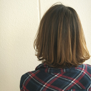 外国人風 ゆるふわ エアリー 外ハネ ヘアスタイルや髪型の写真・画像