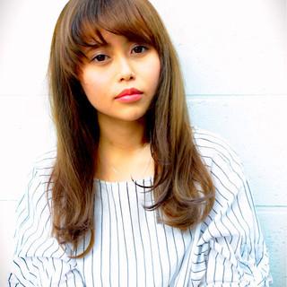 パーマ かわいい ナチュラル 外国人風 ヘアスタイルや髪型の写真・画像