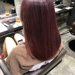 ストリート ハイライト グラデーションカラー グレージュ ヘアスタイルや髪型の写真・画像