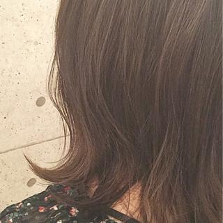 アッシュ 秋 外国人風 ラベンダーアッシュ ヘアスタイルや髪型の写真・画像 ヘアスタイルや髪型の写真・画像