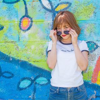 ボブ アッシュ 大人女子 ショートボブ ヘアスタイルや髪型の写真・画像