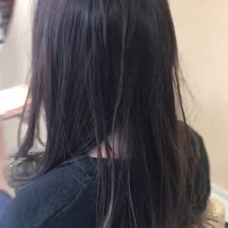 春スタイル グラデーションカラー モテ髪 透明感カラー ヘアスタイルや髪型の写真・画像