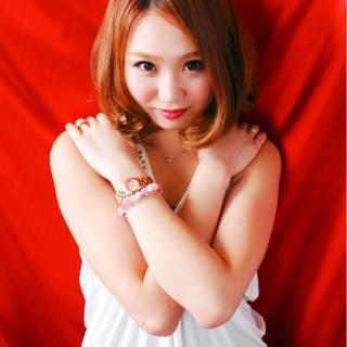 ガーリー パンク モテ髪 ナチュラル ヘアスタイルや髪型の写真・画像