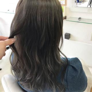 セミロング パーマ ヘアアレンジ アンニュイほつれヘア ヘアスタイルや髪型の写真・画像 ヘアスタイルや髪型の写真・画像