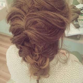 簡単ヘアアレンジ ショート 大人女子 ヘアアレンジ ヘアスタイルや髪型の写真・画像