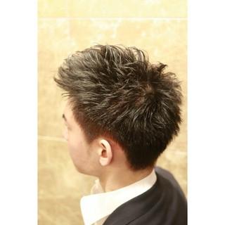 Takeharu Kikuchiさんのヘアスナップ