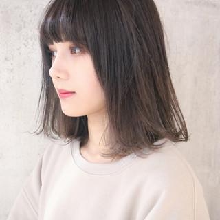簡単ヘアアレンジ アンニュイほつれヘア ミディアム ナチュラル ヘアスタイルや髪型の写真・画像 ヘアスタイルや髪型の写真・画像