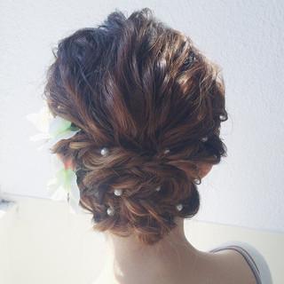 ハイライト ショート 外国人風 ミディアム ヘアスタイルや髪型の写真・画像