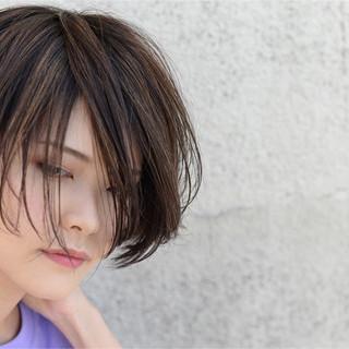 根岸和也さんのヘアスナップ