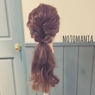 ゆるふわ ルーズ ストリート フェミニン ヘアスタイルや髪型の写真・画像 ヘアスタイルや髪型の写真・画像