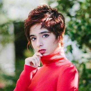 ベリーショート 阿藤俊也 モード ハンサムショート ヘアスタイルや髪型の写真・画像