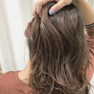 外ハネ こなれ感 簡単ヘアアレンジ フェミニン ヘアスタイルや髪型の写真・画像