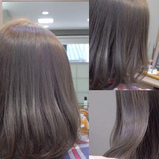 ニュアンス ナチュラル 色気 デート ヘアスタイルや髪型の写真・画像