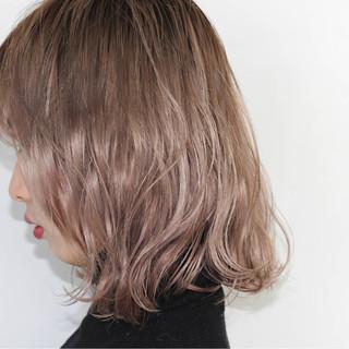 前髪あり こなれ感 色気 ボブ ヘアスタイルや髪型の写真・画像