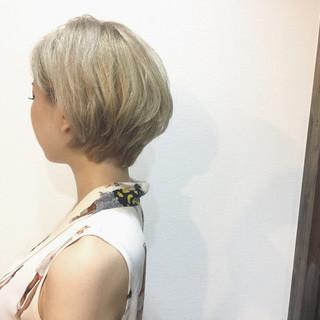 女子会 外国人風 リラックス ストリート ヘアスタイルや髪型の写真・画像