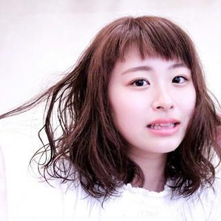 井上奨さんのヘアスナップ