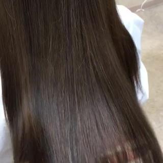 コンサバ ロング 艶髪 モテ髪 ヘアスタイルや髪型の写真・画像