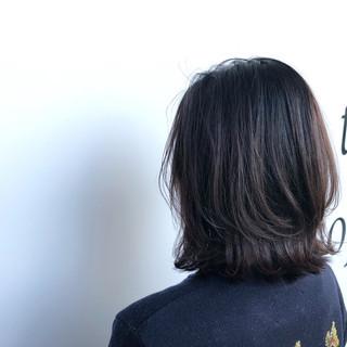 こなれ感 ボブ ミディアム ロブ ヘアスタイルや髪型の写真・画像