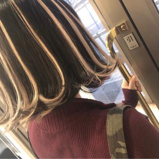 外国人風 3Dハイライト ストリート 成人式 ヘアスタイルや髪型の写真・画像