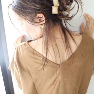 冬 大人かわいい 外国人風 大人女子 ヘアスタイルや髪型の写真・画像 ヘアスタイルや髪型の写真・画像