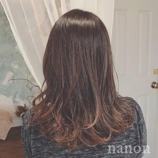 フェミニン クリスマス 大人かわいい 冬 ヘアスタイルや髪型の写真・画像