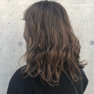 表参道 ガーリー グレージュ 簡単ヘアアレンジ ヘアスタイルや髪型の写真・画像 ヘアスタイルや髪型の写真・画像