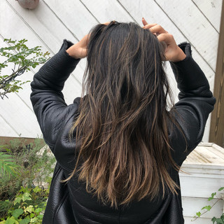 summergirl hair 中嶋紫乃さんのヘアスナップ