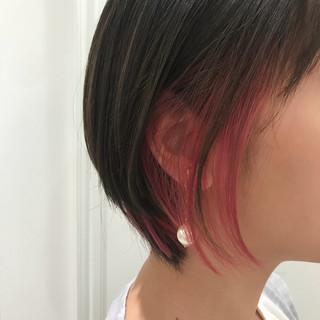 飯野 梨那さんのヘアスナップ