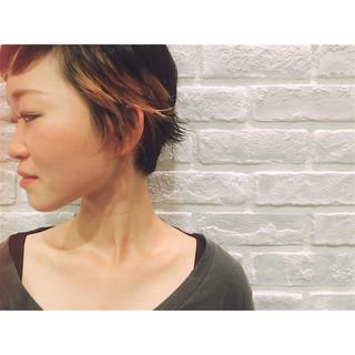 外国人風 大人かわいい アッシュ ブラウン ヘアスタイルや髪型の写真・画像