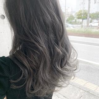 透明感カラー ブリーチカラー ブリーチ必須 ナチュラル ヘアスタイルや髪型の写真・画像