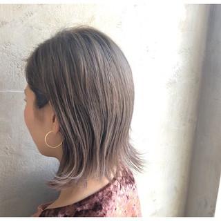 藤原美和さんのヘアスナップ