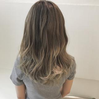 ハロウィン デート モード セミロング ヘアスタイルや髪型の写真・画像