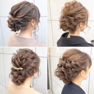 簡単ヘアアレンジ ヘアアレンジ デート ナチュラル ヘアスタイルや髪型の写真・画像 ヘアスタイルや髪型の写真・画像