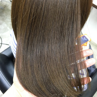 外国人風カラー ミディアム ナチュラル ブルージュ ヘアスタイルや髪型の写真・画像 ヘアスタイルや髪型の写真・画像