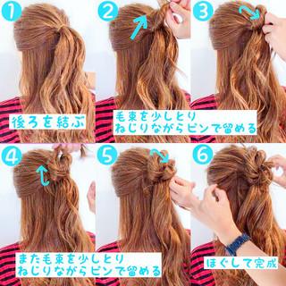 色気 ロング 涼しげ フェミニン ヘアスタイルや髪型の写真・画像