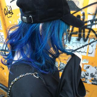 ガーリー セミロング ヘアスタイルや髪型の写真・画像 ヘアスタイルや髪型の写真・画像