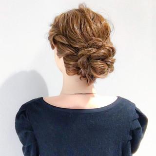上品 ヘアアレンジ ロング エレガント ヘアスタイルや髪型の写真・画像 ヘアスタイルや髪型の写真・画像