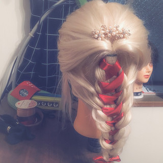 Renさんのヘアスナップ
