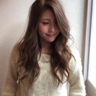 かっこいい フェミニン セクシー ロング ヘアスタイルや髪型の写真・画像
