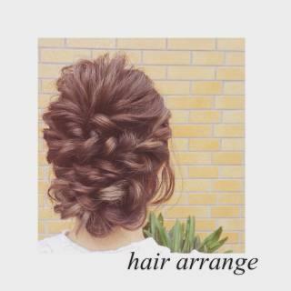 ロング グラデーションカラー ナチュラル ヘアアレンジ ヘアスタイルや髪型の写真・画像 ヘアスタイルや髪型の写真・画像