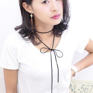 ダブルカラー ストリート 外国人風 アッシュ ヘアスタイルや髪型の写真・画像