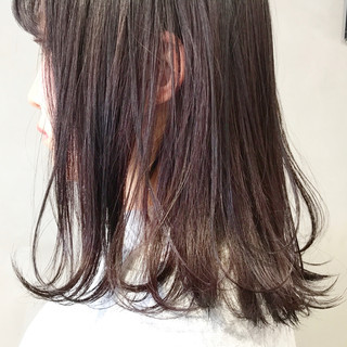 ストリート ミルクティー ミディアム ラフ ヘアスタイルや髪型の写真・画像