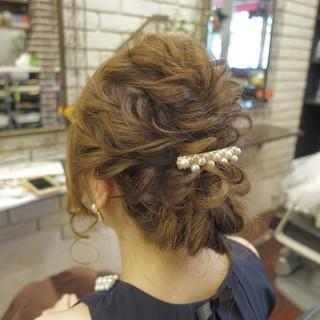 ゆるふわ 大人かわいい ロング ナチュラル ヘアスタイルや髪型の写真・画像
