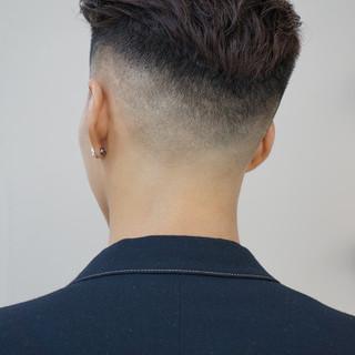 ショートボブ ショートヘア ストリート ベリーショート ヘアスタイルや髪型の写真・画像